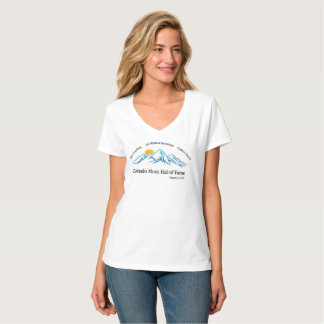T-shirt Théâtre de variétés du Colorado de pièce en t