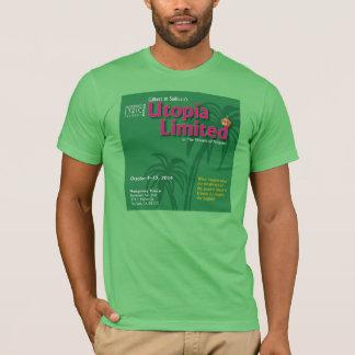 T-shirt Théâtre lyrique -- Utopie, 2014
