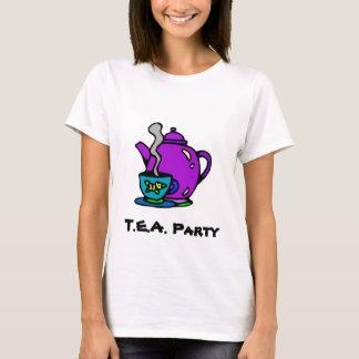 T-shirt Théière et thé