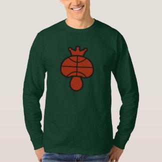 T-shirt Thème de basket-ball de champignon