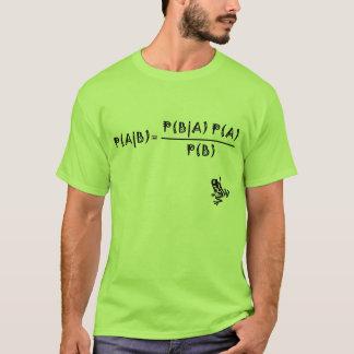 T-shirt Théorème de Bayes