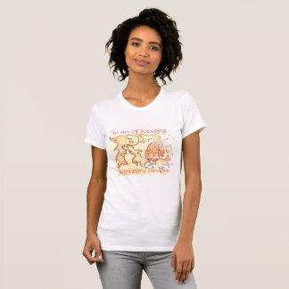 T-shirt Thérapeute respiratoire (profession)