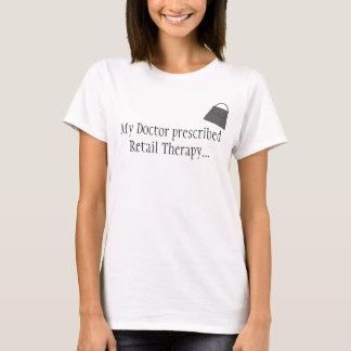 T-shirt Thérapie au détail