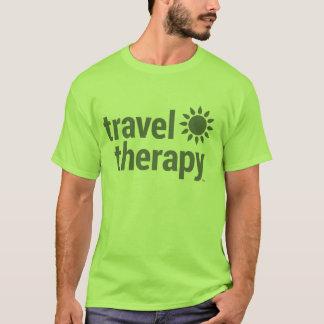 T-shirt Thérapie de voyage