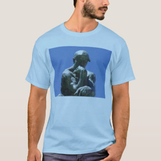 T-shirt *thinks*