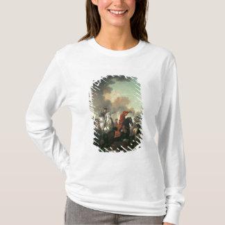 T-shirt Thomas Brown à la bataille de Dettingen