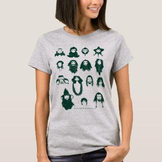 T-shirt THORIN OAKENSHIELD™ et cheveux de Company