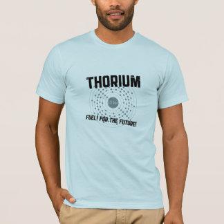 T-shirt THORIUM - carburant à l'avenir