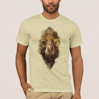 T-shirt Thranduil, graphique de LEGOLAS GREENLEAF™, et de
