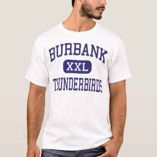 T-shirt Thunderbirds Boulder moyen le Colorado de Burbank