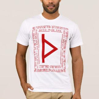 T-shirt Thurisaz Rune