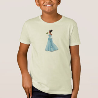 T-Shirt Tiana et grenouille