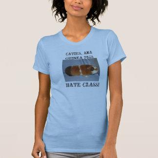 T-shirt TicTac, CAVIES, AKA COBAYES, ONT la CLASSE !