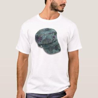 T-shirt TieDyeCommandoHat122410