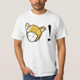 T-shirt tiger T