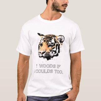 T-shirt Tiger Woods