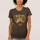 T-shirt Tigre, cru