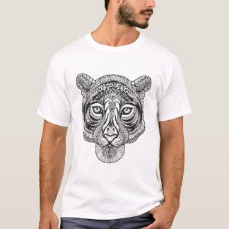 T-shirt Tigre de style