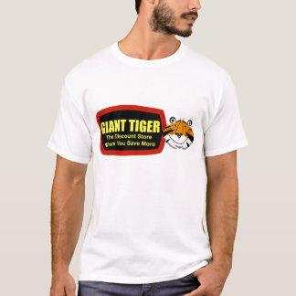 T-SHIRT TIGRE GÉANT