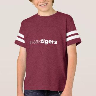 T-shirt Tigres de Dripping Springs
