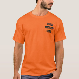 T-shirt Tigres élémentaires de Sheldon