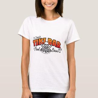T-shirt Tiki Bar de lt Dan et marchandises d'oasis de