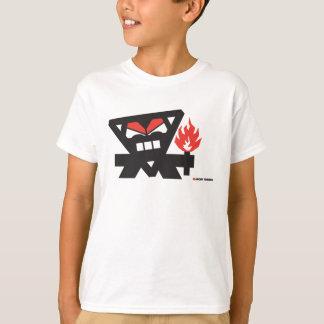 T-shirt Tikiman fâché