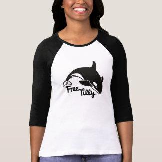 T-shirt Tilly libre