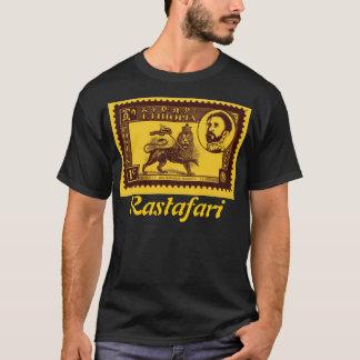 T-shirt Timbre de Haile Selassie