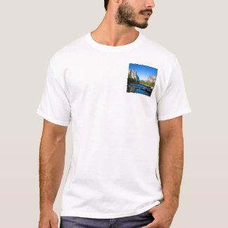 T-shirt Timbre de Yosemite
