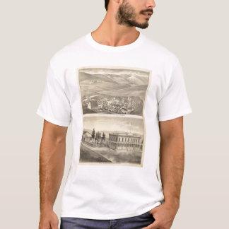 T-shirt Tinctorial, propriétés de Hupers