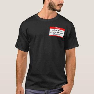 T-shirt Tintement Heimer Shmidt de John Jacob