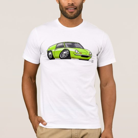T-shirt Tiny Europa S2 green