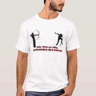 T-shirt Tir d'Archer au planchiste