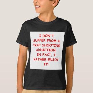 T-shirt tir de piège