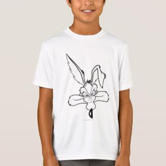 T-Shirt Tir principal d'E. Coyote Happy de Wile