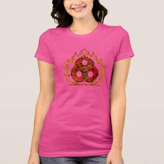 T-shirt Tiratana-Rayon de soleil