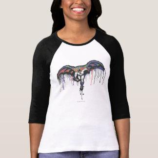 T-shirt Tiret de Batman peint