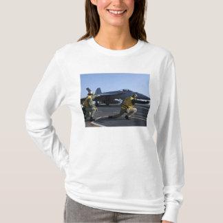 T-shirt Tireurs à bord d'USS George HW Bush
