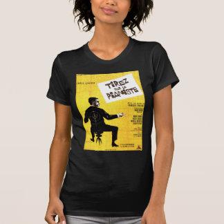 T-shirt Tirez le pianiste