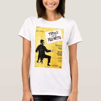 T-shirt Tirez le pianiste