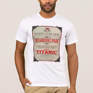 T-SHIRT TITANIC