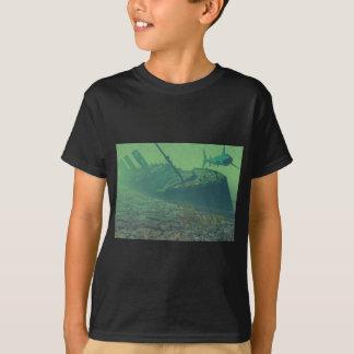 T-shirt Titanic-sunk