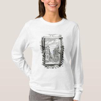 T-shirt Titlepage l'église Angleterre de réforme