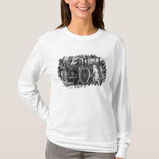 T-shirt Titus Oates le troisième jour de sa punition
