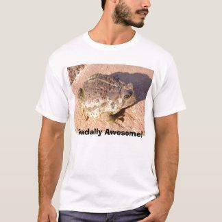 T-shirt Toadally impressionnant !