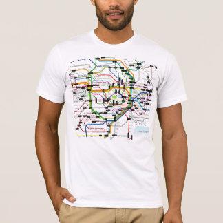 T-shirt Tokyo-souterrain