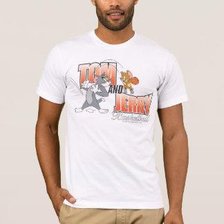 T-shirt Tom et basket-ball 3 de Jerry