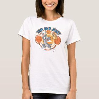 T-shirt Tom et basket-ball 4 de Jerry