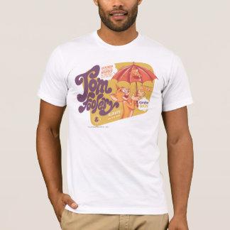 T-shirt Tom et bêtise de Jerry Tom